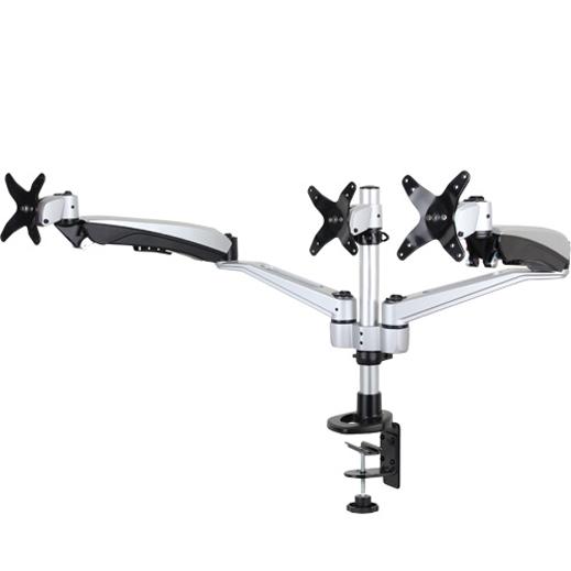 Infinite Triple Monitor Arm MR151 Front