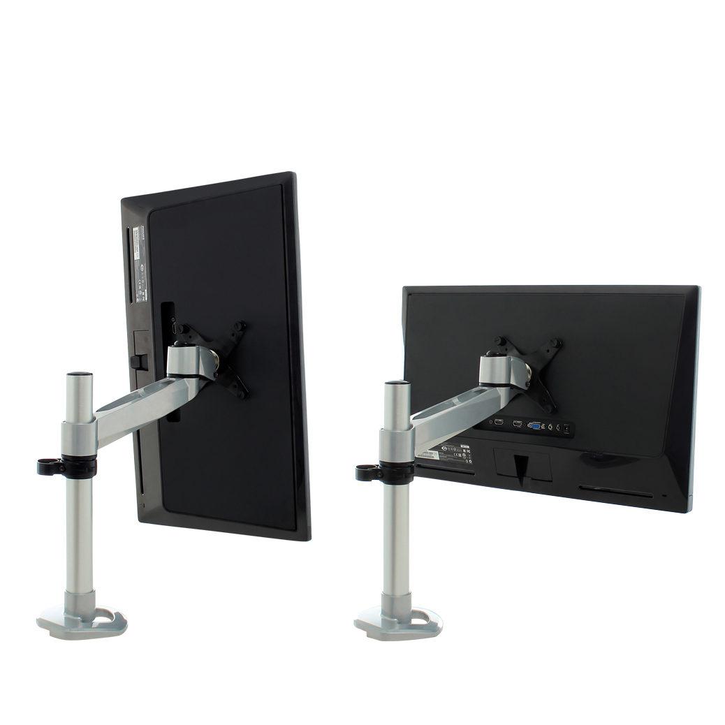 Infinite Monitor Arm MR135 Portrait Landscape