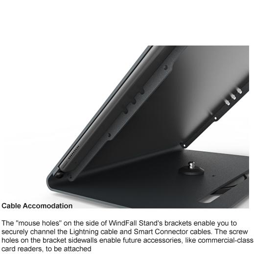 Aviq Windfall Stand Prime For 12 9 Inch Ipad Pro H384