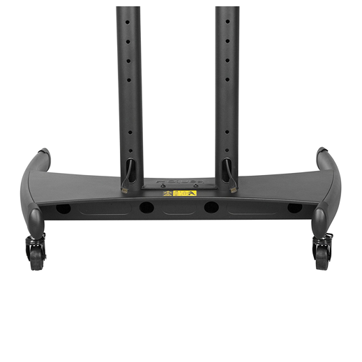 Mobile TV Stand Cart T81 Cable Management
