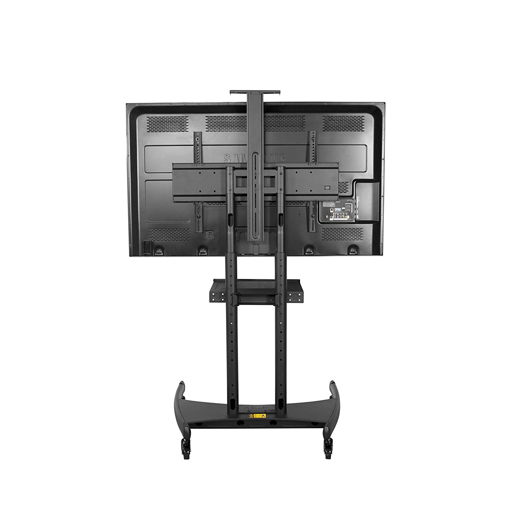 Mobile TV Stand Cart T81 Back View