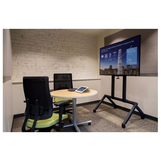 Single AV CART H489 in Small Meeting Room