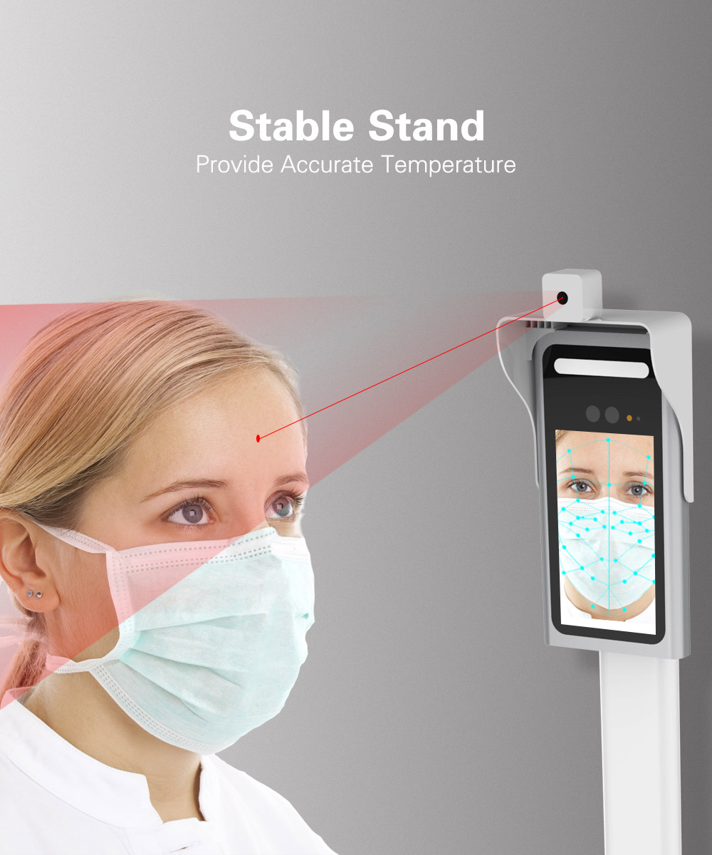 Stable Stand. Provide Accurate Temperature.