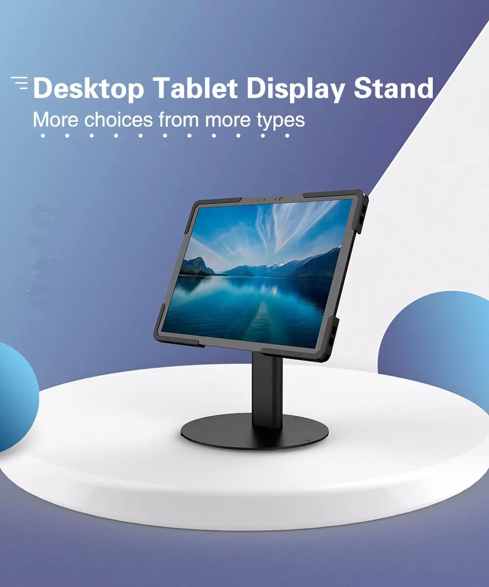 Flexiable Table-Top Stand